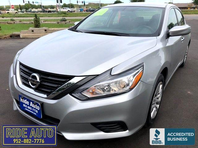 2016 Nissan Altima 2.5s, 4 door sedan, 4cyl, AUTOMATIC, nice !
