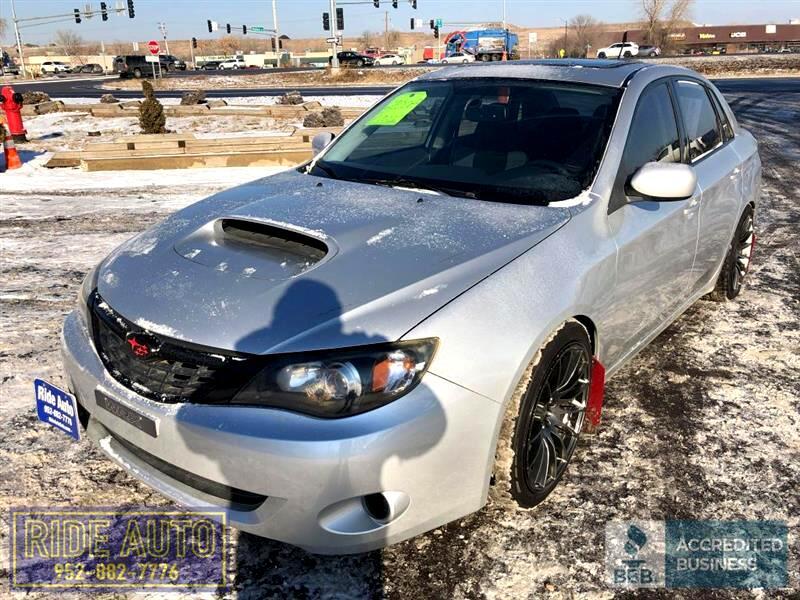 2008 Subaru Impreza WRX, 4 door sedan, AWD, 2.5 Turbo, 5 speed !