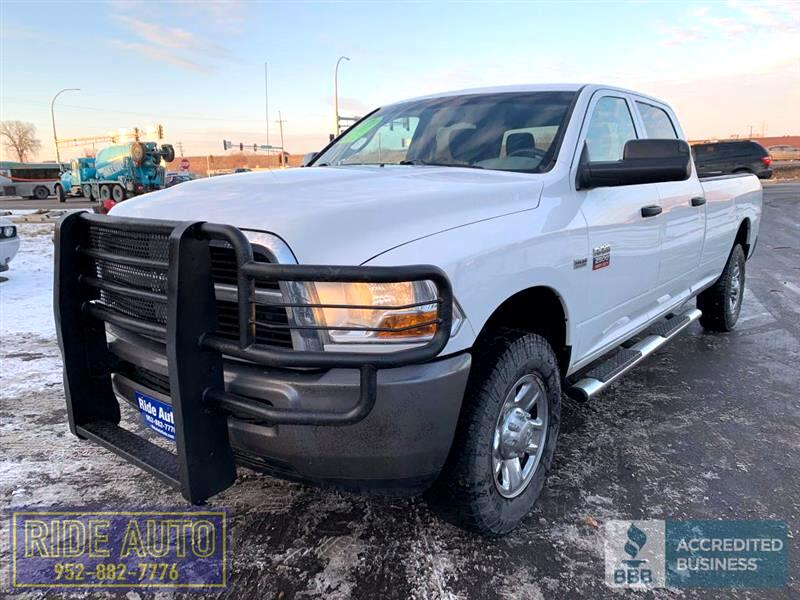 2011 Dodge Ram 2500 Crew cab 4 door, LONG BOX, 4x4, 5.7 HEMI V8 !