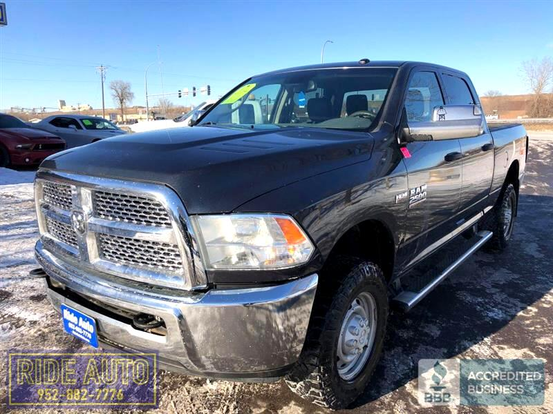 2014 Dodge Ram 2500 Crew cab 4 door, SHORT BOX, 5.7 HEMI V8 !