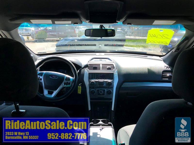 2014 Ford Explorer Police Interceptor, AWD, High Output 3.7 V6 !