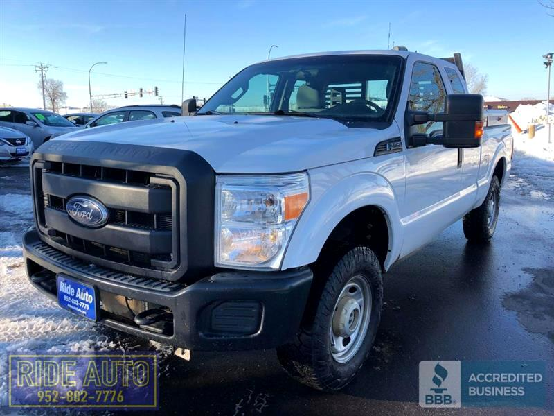 2012 Ford F250 XL, Super cab 4dr, 4x4, 6.2 gas 400hp V8, NICE !