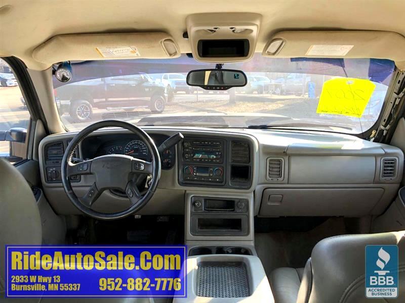 2007 Chevrolet Silverado 2500 LT, Crew cab, 4x4, 6.6 Duramax Diesel, SHARP !