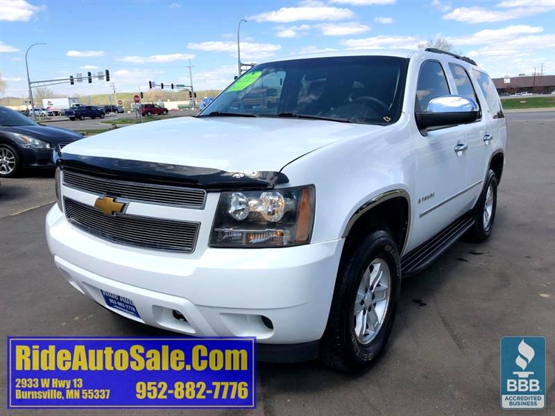 2009 Chevrolet Tahoe LS, 4X4, 5.3 V8, leather 3rd row, NICE !