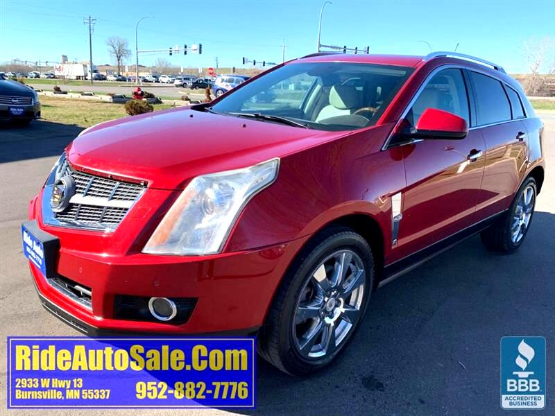 2010 Cadillac SRX Premium Collection, AWD, 3.0 V6, LEATHER !