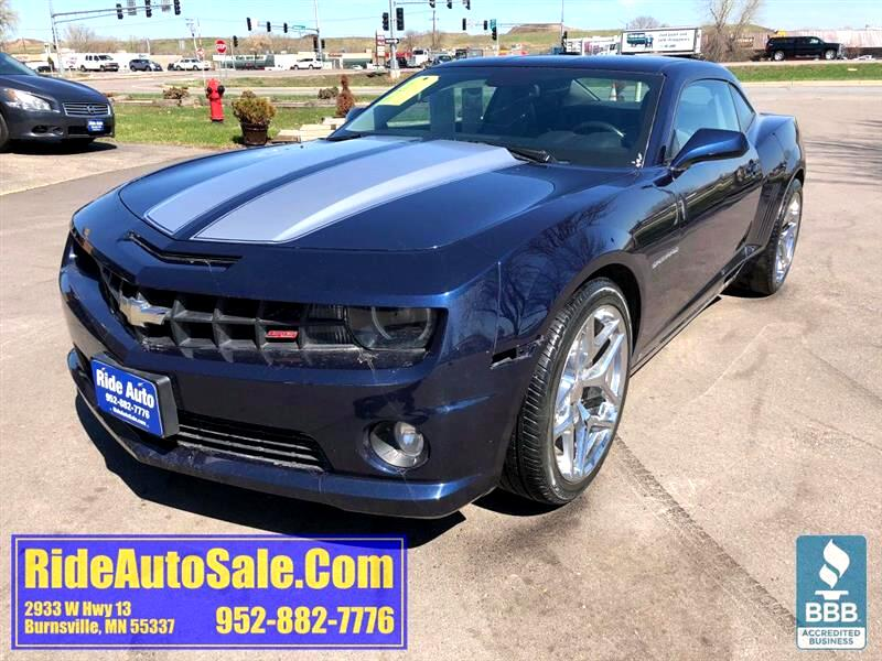 2010 Chevrolet Camaro SS, 426hp 6.2 V8, Leather, NICE !