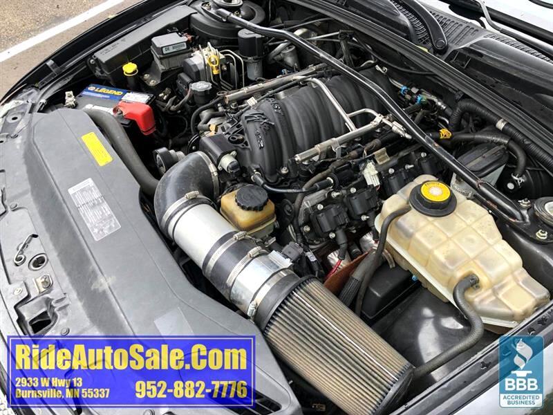2004 Pontiac GTO Highly modified 500hp, jet black, BEAUTIFUL !