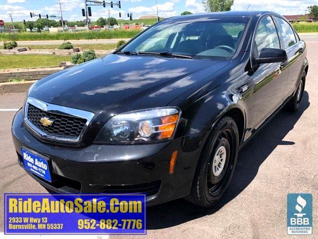 2012 Chevrolet Caprice Police Police Interceptor, 400hp 6.0 V8, NICE !
