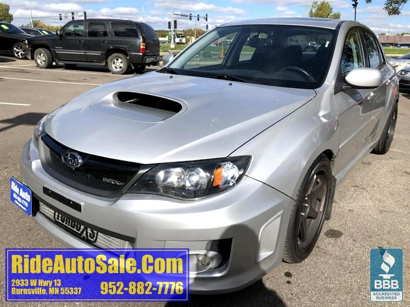 2011 Subaru Impreza Sedan WRX Highly modified 2.5 Turbocharged, 5 speed !