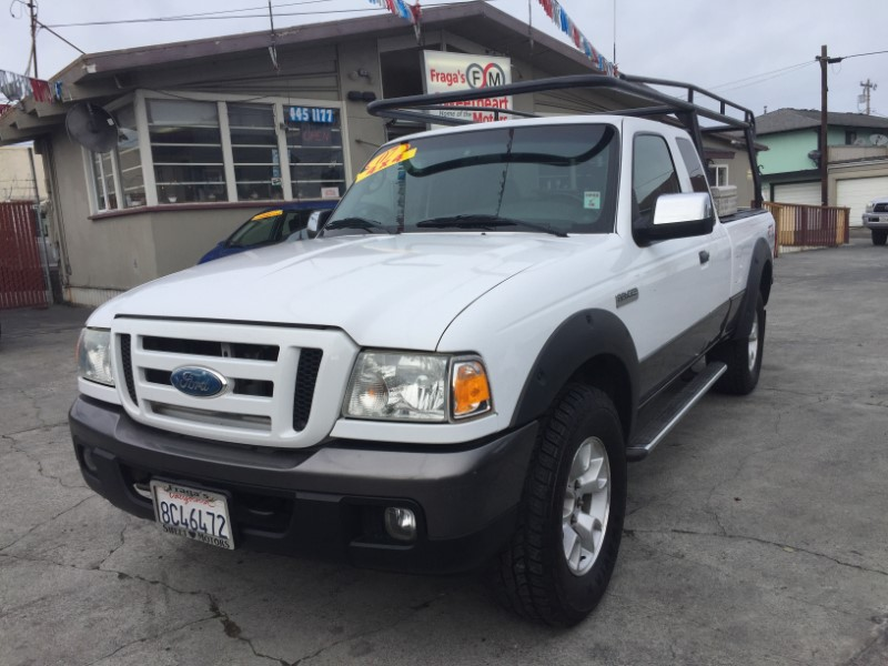 2007 Ford Ranger FX4 Off-Road SuperCab 4 Door
