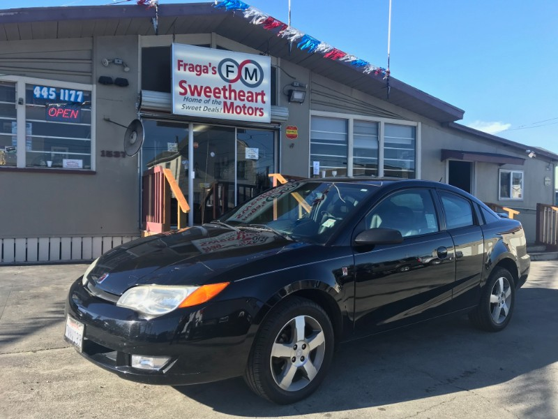 2006 Saturn ION Quad Coupe 3