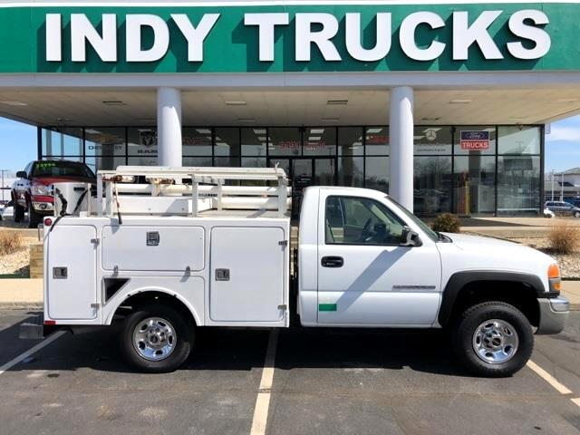 2003 GMC Sierra 2500HD Work Truck Long Bed 2WD