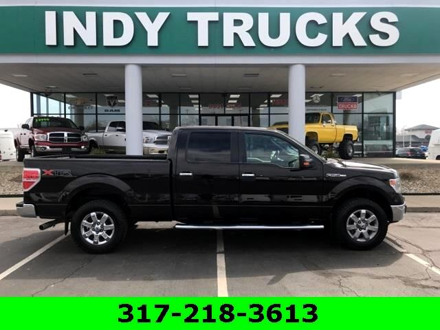 2014 Ford 150 XLT SuperCrew 6.5-ft. Bed 4WD