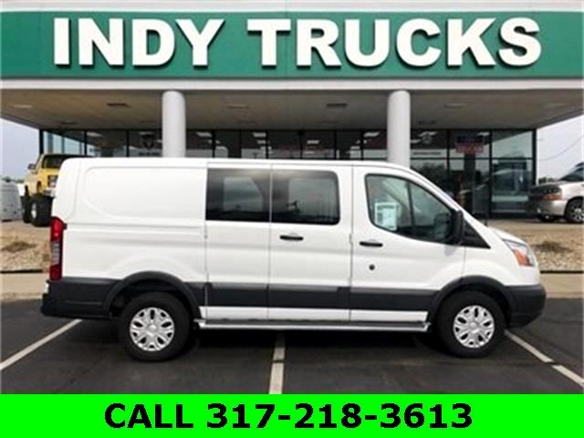 2016 Ford 250 250 Van Low Roof 60/40 Pass.130-in. WB