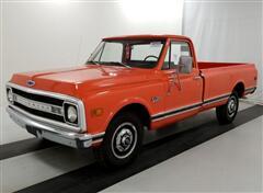 1970 Chevrolet C/K 30