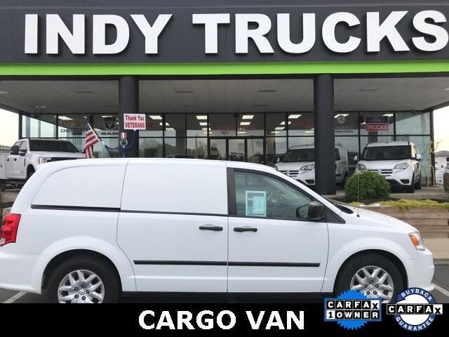 RAM Cargo Van  2015