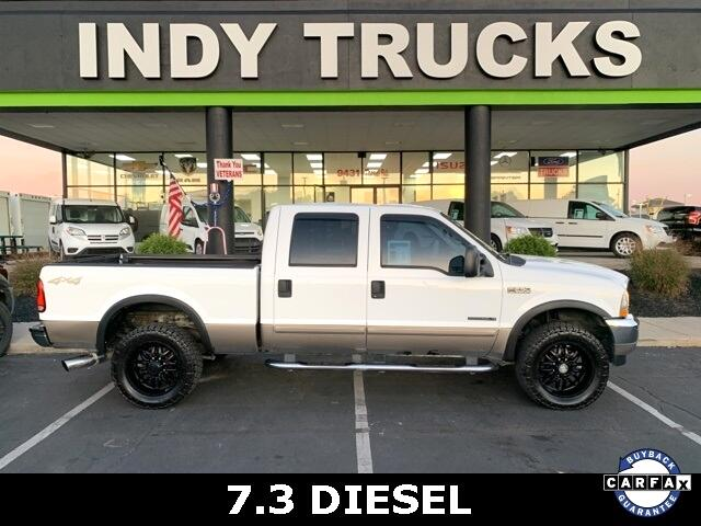 Ford F-250 SD  2002