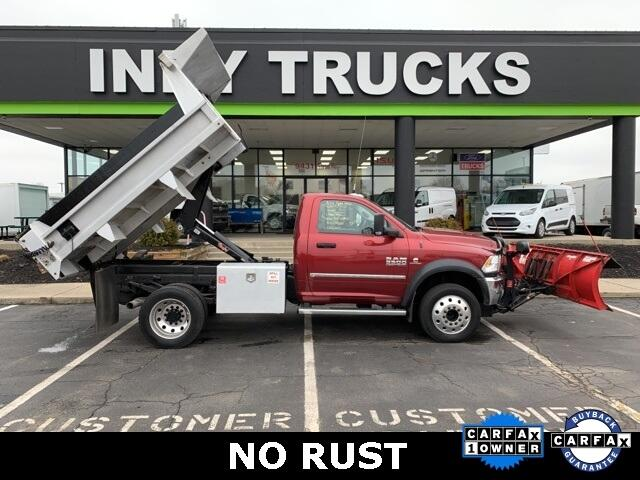 RAM 5500 Chassis Cab  2013