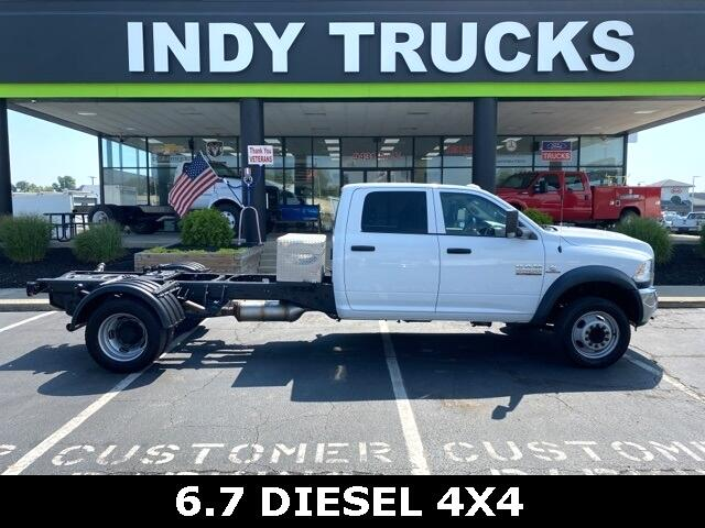 RAM 5500 Chassis Cab  2016