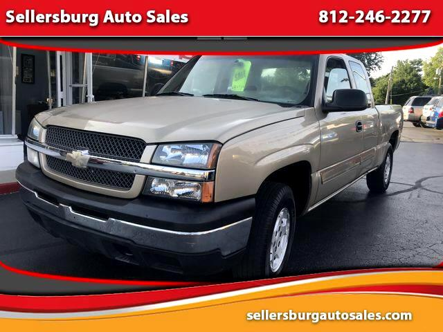 2004 Chevrolet Silverado 1500 Work Truck Pickup 4D 6 1/2 ft