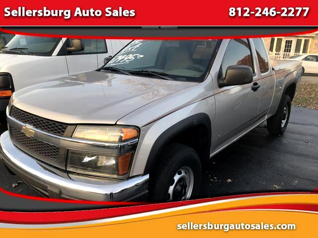 2006 Chevrolet Colorado LS Pickup 4D 6 ft