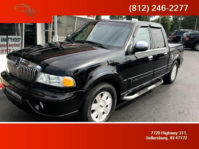 2002 Lincoln Blackwood Sport Utility Pickup 4D
