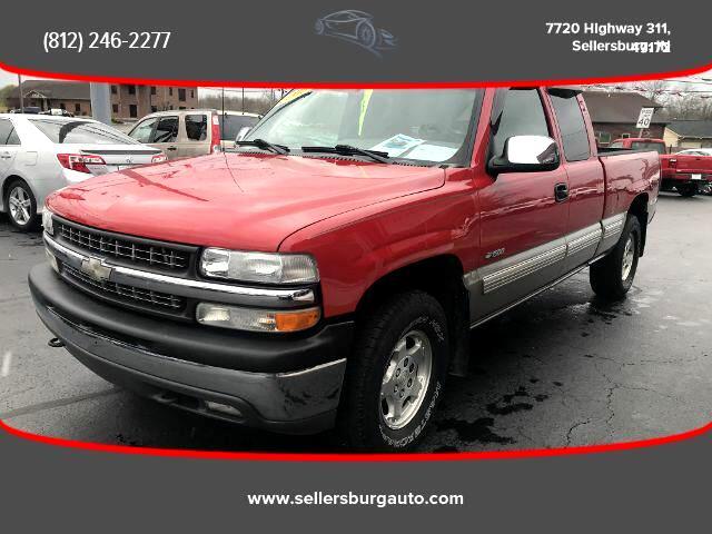 2000 Chevrolet Silverado 1500 Short Bed