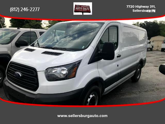 2017 Ford Transit Low Roof w/60/40 Side Door w/RWB Van 3D