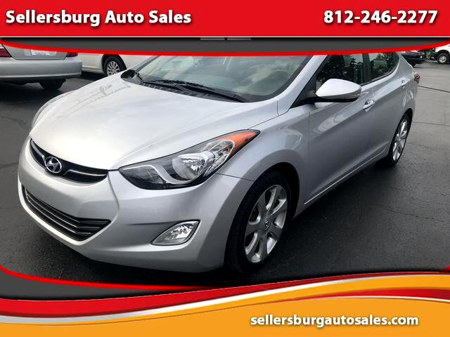 2012 Hyundai Elantra Limited Sedan 4D