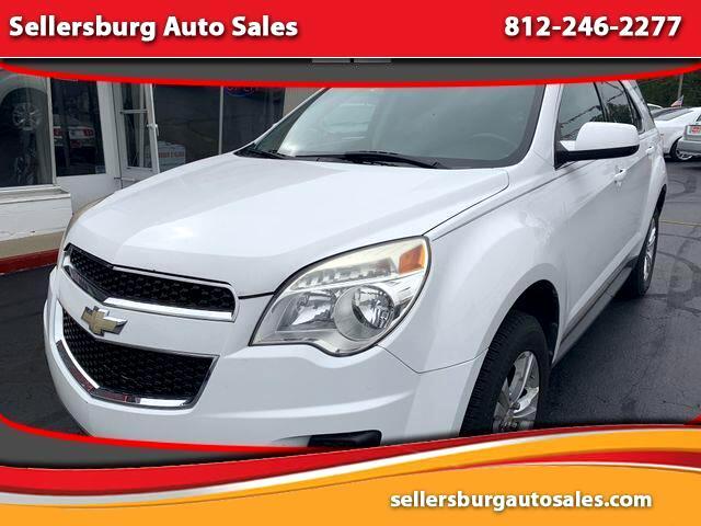 2011 Chevrolet Equinox LT Sport Utility 4D