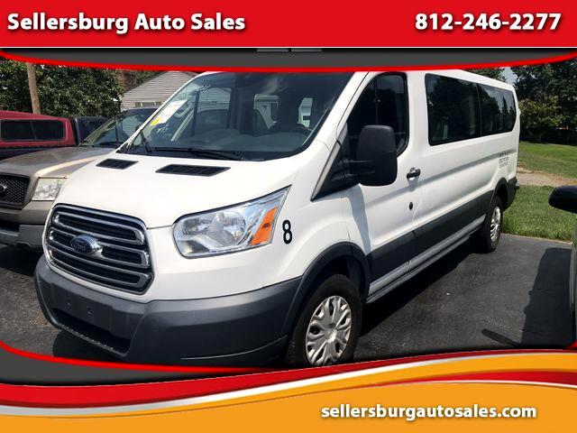 2015 Ford Transit XLT w/Low Roof w/60/40 Side Door Van 3D
