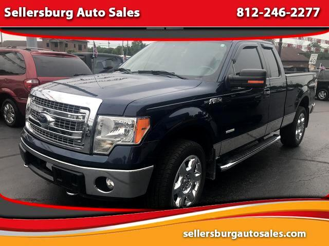 2013 Ford F-150 XLT Pickup 4D 8 ft
