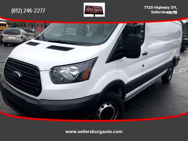 2015 Ford Transit Low Roof w/Sliding Side Door w/LWB Van 3D