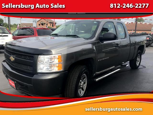 2008 Chevrolet Silverado 1500 Work Truck Pickup 4D 6 1/2 ft