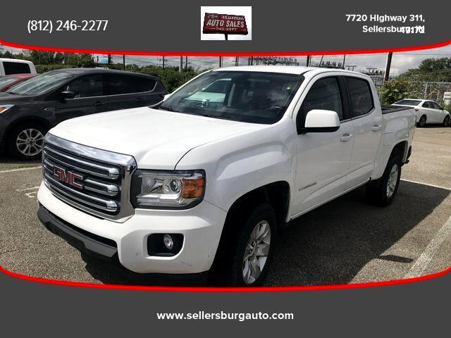2017 GMC Canyon SLE Pickup 4D 5 ft