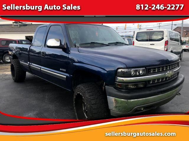 2002 Chevrolet Silverado 1500 Long Bed