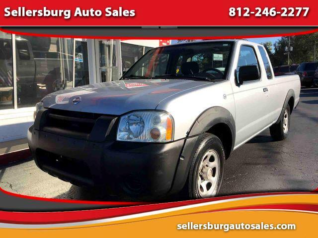 2002 Nissan Frontier XE Short Bed