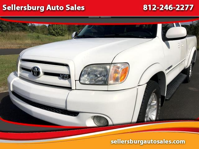 2006 Toyota Tundra Limited Pickup 4D 6 1/2 ft