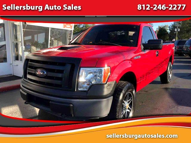 2011 Ford F-150 XL Pickup 2D 8 ft
