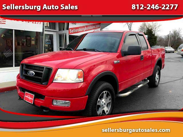 2004 Ford F-150 FX4 Pickup 4D 5 1/2 ft