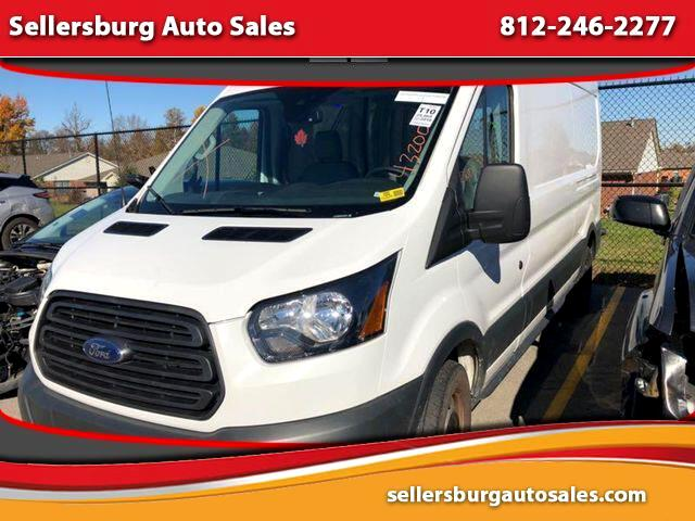 2018 Ford Transit Medium Roof w/Sliding Side Door w/LWB Van 3D