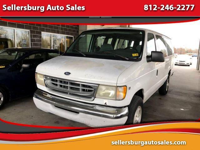 1998 Ford Club Wagon Super Duty Van