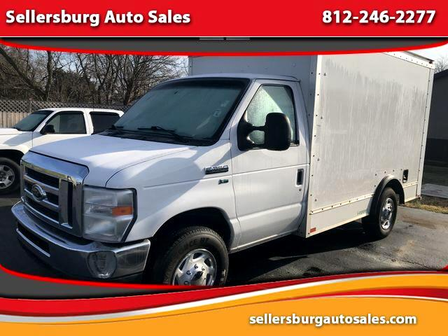 2010 Ford Econoline Van Cab-Chassis 2D