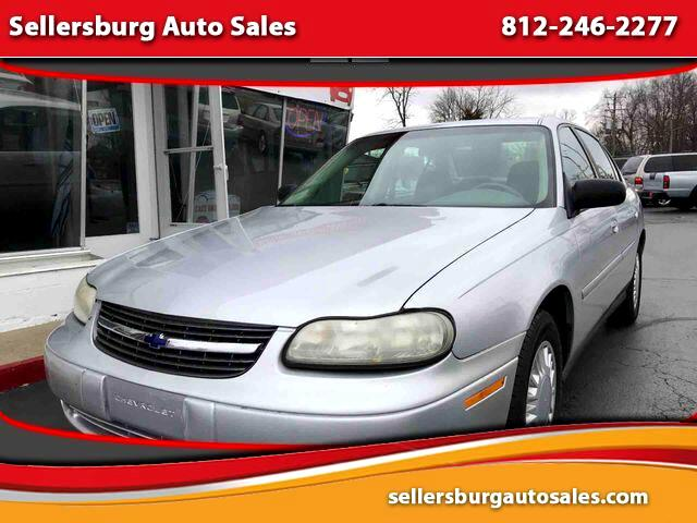 2004 Chevrolet Classic Sedan 4D