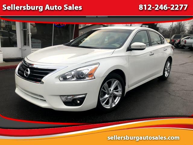 2013 Nissan Altima 2.5 SL Sedan 4D
