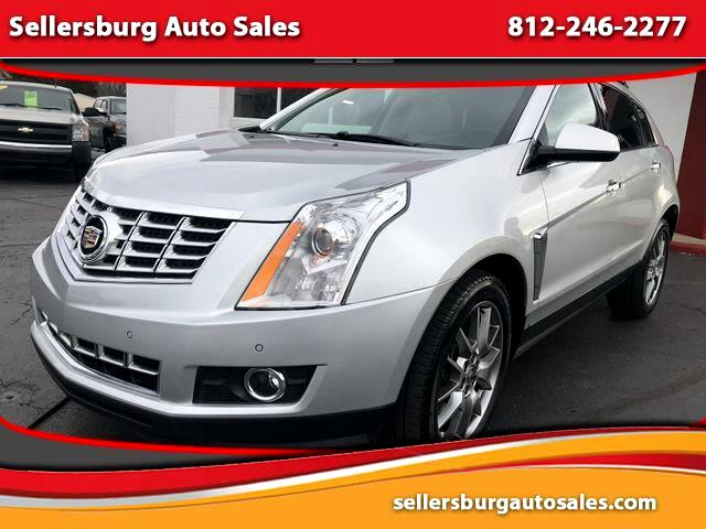 2016 Cadillac SRX Performance Collection Sport Utility 4D