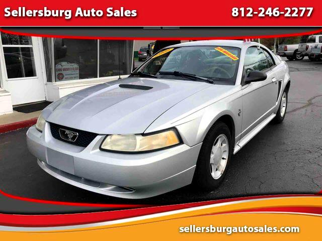 1999 Ford Mustang Coupe 2D