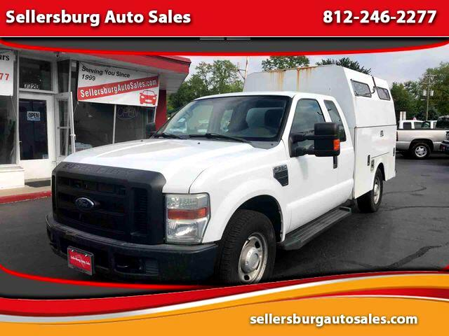 2010 Ford F-350 SD XL Pickup 4D 8 ft