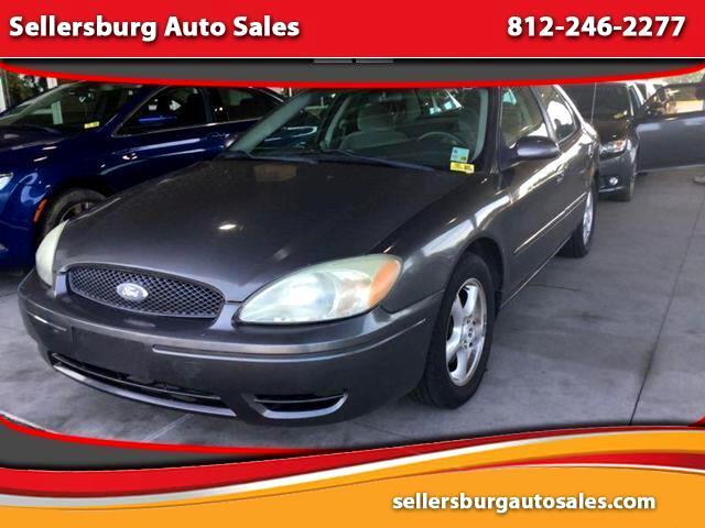 2004 Ford Taurus SE Sedan 4D