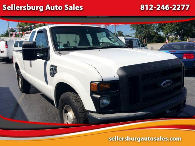 2008 Ford F-250 SD XL Pickup 4D 6 3/4 ft